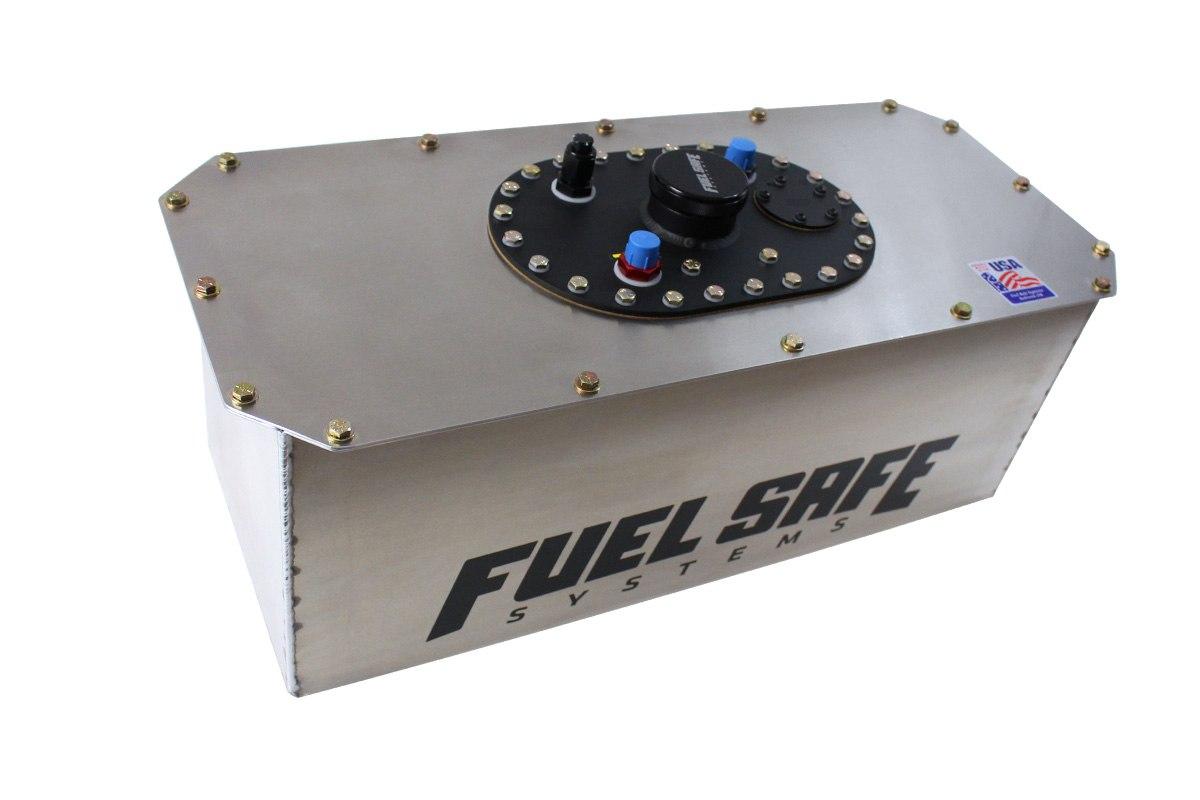 FuelSafe Zbiornik Paliwa 35L FIA z obudową aluminiową - GRUBYGARAGE - Sklep Tuningowy